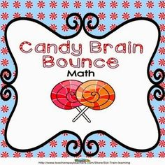 Only $1 for one day! Our Brain Bounce game helps your kiddos practice addition, subtraction, greater than, and less than. This great #math game is one of our new Brain Bounce games that facilitate ELA and Math skills for your kids. You can also use these cards in a center or as a Scoot game. Read more!