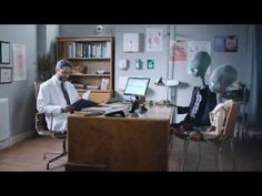 Argos Aliens  #NameOurBaby TV advert