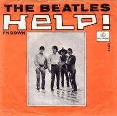 The Beatles Help (Single)
