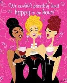 Happy Hour Wine Friends