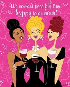 Happy Hour Wine Friends
