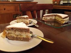 Torta amalfitana ricotta e pera