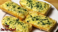 My Easy Cheesy Garlic Bread is always a hit on Pizza Night! Watch the full recipe video here: http://youtu.be/lx_hhWyiRVs