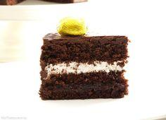 Tarta rápida de chocolate y nata - MisThermorecetas.com