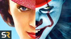Pennywise And Mary Poppins Are The Same Species Fan Theories, Mary Poppins, Green Day, Music Tv, Pop Culture, Entertainment, Animation, Youtube, Movies