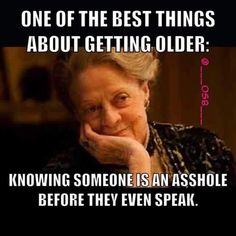 Funny Memes About Getting Old Don't feel bad about aging. We've collected the best funny memes about Most Hilarious Memes, Funny Memes, Haha Funny, Funny Sarcasm, Great Quotes, Inspirational Quotes, Good Funny Quotes, Funny Getting Older Quotes, Getting Old Meme