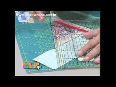 Caminho de Mesa Painel: Ana Cosentino no Ateliê na TV