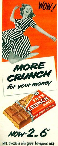 Fry's Crunch Block