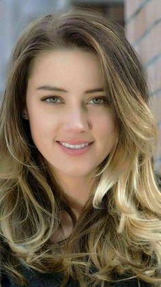 New beauty face Amber Heard Hair, Amber Heard Style, Cute Beauty, Beauty Full Girl, Beauty Women, Beauty Girls, Beautiful Girl Image, Beautiful Smile, Beautiful Women