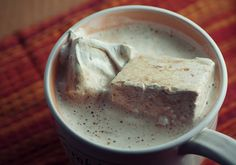 Cinnamon Marshmallows for Hot Chocolate