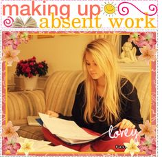 """""""Making up Work When You Were Absent"""" by tips-for-real-girlss ❤ liked on Polyvore"""