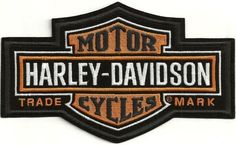 Nostalgic Trade Mark Bar & Shield patch shows what type of Iron Horse you ride! Great addition to your patch collection. Harley Davidson Patches, Harley Davidson Logo, Trade Mark, Shield Logo, Cool Patches, Chevrolet Logo, Logos, Bar, Logo