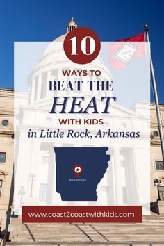 Little Rock offers tons of hands on, family fun and gerat ways to learn about Arkansas' capitol. Little Rock Zoo, Things To Do Inside, Road Trip Across America, Station To Station, Traveling Tips, Capitol Building, Beat The Heat, Family Adventure, City Guides