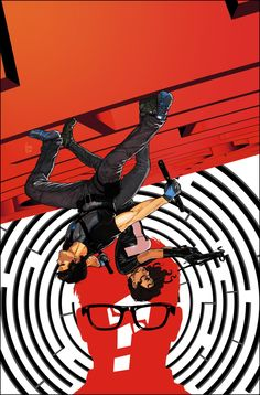 GRAYSON #3 … OCTOBER 2014 Written by TIM SEELEY and TOM KING Art and cover by MIKEL JANIN A secret mission. A partner in danger. Dick Grayson draws his gun. Will the heir to Batman pull the trigger? Also featuring the stunning, not to be missed debut of a new key player in the DC Universe: the world's greatest spy, the Tiger.