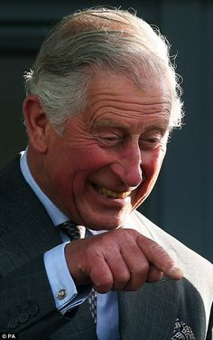 Prince Charles remembers 'the grandfather I never had'