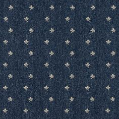 The K4745 DENIM POSEY upholstery fabric by KOVI Fabrics features Country or Lodge or Cabin, Floral, Small Scale pattern and Dark Blue, White or Off-White as its colors. It is a Tweed type of upholstery fabric and it is made of 85% Olefin, 15% polyester material. It is rated Exceeds 75,000 Double Rubs (Heavy Duty) which makes this upholstery fabric ideal for residential, commercial and hospitality upholstery projects and automotive upholstery projects. This upholstery fabric is 54 inches wide