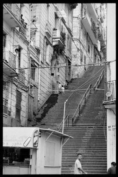 Algiers - Raymond Depardon