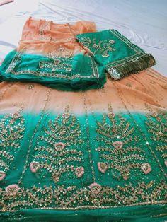 Indian Suits, Punjabi Suits, Rajasthani Dress, Rajputi Dress, Boho Dress, Dress Ideas, Designer Dresses, Jay, Sequin Skirt