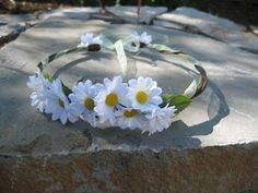 make daisy crowns