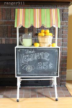 Ranger 911: lemonade stand