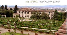 Villa Medicea a Castello:Visita la Villa di Castello e il Giardino all'Italiana, Firenze