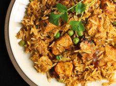 Chicken Biryani | This flavorful Indian dish makes for a great dinner any night of the week.