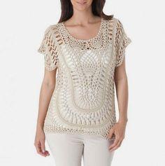 Ivelise Handmade: Bella in alcune parti del Crochet clip