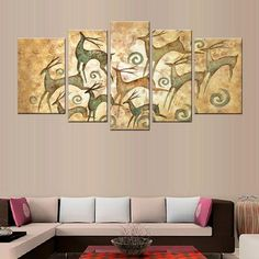 Make a bold statement in any room with our selection of high quality canvas wall art! Panel Wall Art, Canvas Wall Art, Elk, Your Space, Art Pieces, Abstract, Prints, Room, Design