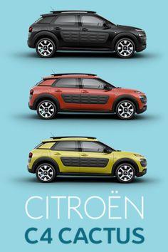 #Citroën #C4 #Cactus http://c4cactus.citroen.com/fr