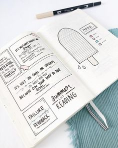 # planwithme… - Drawings for Bullet Journals - Bullet Journal Hacks, Bullet Journal Mood, Bullet Journal Ideas Pages, Bullet Journal Inspiration, Journal Pages, Bullet Journals, Book Presentation, Cool Journals, Alphabet
