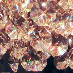 Faceted Crystals | Sparkle♥Shine)