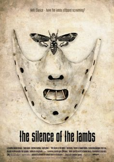 The silence of the lambs Il silenzio degli innocenti (i Do not own this image)