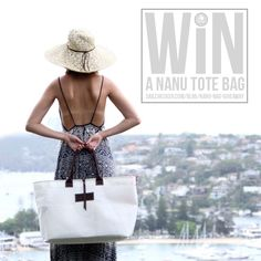 Share this pin for a better chance of winning this Amazing Tote or Duffle crafted from upcycled sailcloth in Sydney. Sailing Outfit, Giveaway, Upcycle, Tote Bag, Sydney, Leather, Bags, Clothes, Collection