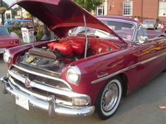 '54 Hudson Convertible