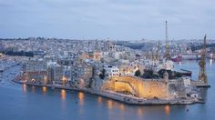 El lado B de Europa: seis ciudades alternativas que vale la pena conocer  La Valletta, en Malta, es fácil de recorrer: es la más pequeña de las capitales europeas.Foto:Corbis