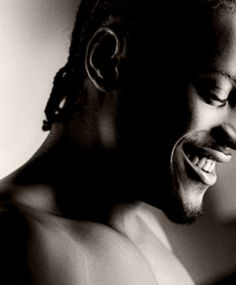 D'Angelo!! His smile!