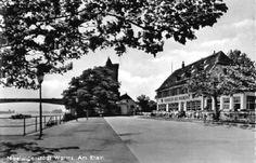 """Hotel Rheinischer Hof """"Rheincafe"""" ca. 1964-1970 Das Haus meiner Ur-Urgroßeltern Philipp Steiner"""
