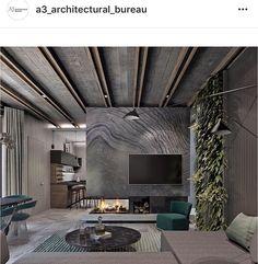 decor to make Living Room Modern, Home Living Room, Interior Design Living Room, Living Room Designs, Interior Decorating, Interior Livingroom, Plafond Design, Decoration Inspiration, Fireplace Design