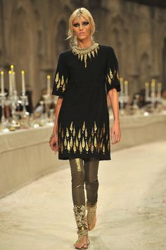 chanel métiers d'art pre-fall 2012 paris-bombay collection = my current obsession