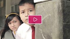 He kissed Lili by complete accident. She may now be pregnant...? What a misadventure!   #indonesia #comedy #drama #shortfilm #childhood #pregnancy #kissing #school #education
