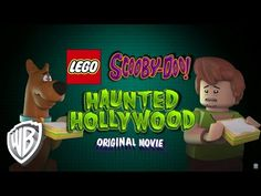 LEGO® Scooby-Doo! | Haunted Hollywood Trailer - YouTube
