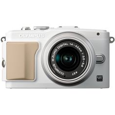 Olympus E-PL5 Interchangeable Lens Digital Camera with 14-42mm Lens... (23.180 RUB) ❤ liked on Polyvore