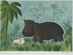 """Hans Scherfig » one of my favorite """"childish"""" artists"""