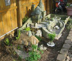 12 Best Fairygnome Village Ideas Images Gnome Village