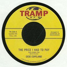 Dede Copeland - The Price I Had To Pay (For Loving You) (Tramp) #music #vinyl #musiconvinyl #soundshelter #recordstore #vinylrecords #dj #SoulJazz