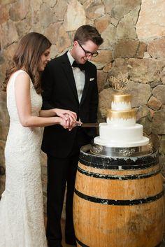 A Beautiful International Country Club Wedding
