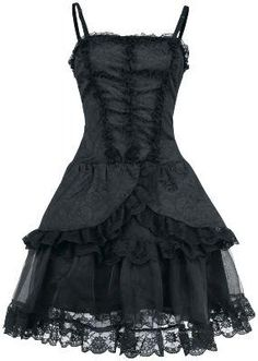 velvet gothic dress- queen of darkness
