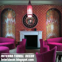 Indian home decor with culture touch, Indian ideas for wall decoration ...