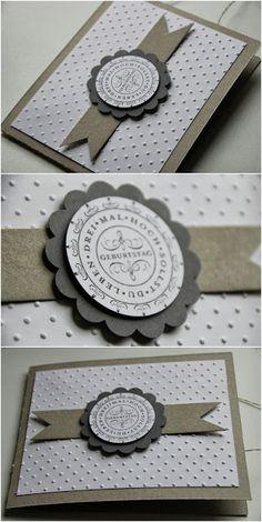 Geburtstagskarte - beadsdesign     ♥♥♥♥    love