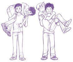 LH: Carry by zulenha